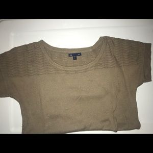 Gap shortsleeved sweater
